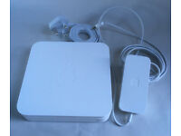 Apple Airport Extreme N Wifi Router A1301 3rd Gen Dual Band Gigabit