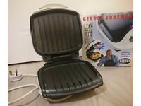 George Foreman Grill - Lean Mean Fat Reducing Grilling Machine