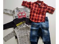 Bundle of Baby Clothes 6-9 Months