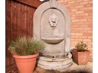Large Very Unusual Garden Water Feature.