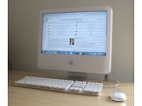 iMac intel Core 2 Duo,20 inch.(upgraded)