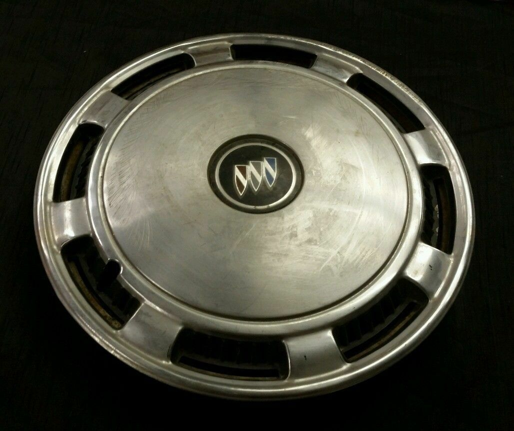 """1982 1985 Buick Skyhawk 13"""" 13 Inch Hubcaps Wheelcovers"""