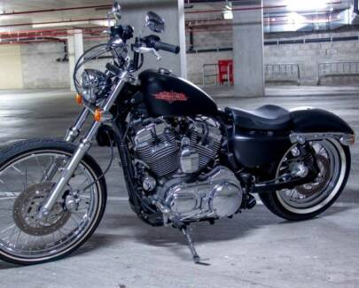 Harley Davidson Sportster Hoppers Crossing Wyndham Area Preview