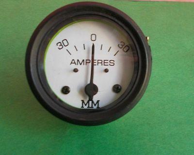Minneapolis Moline Tractor Ammeter Ampere Gauge