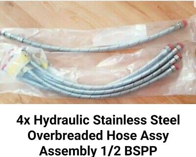 Hydrulic Stainless Steel Hose Pipes