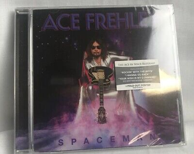 Spaceman - Ace Frehley (CD New)