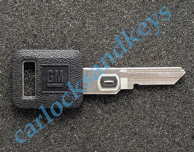 1989-2003 Cadillac Eldorado OEM Vats Key B62 Blank Blanks