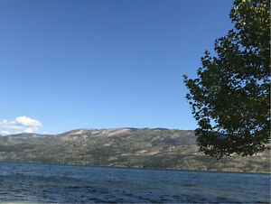 PEACHLAND -  Looking to buy a lot Beach Ave