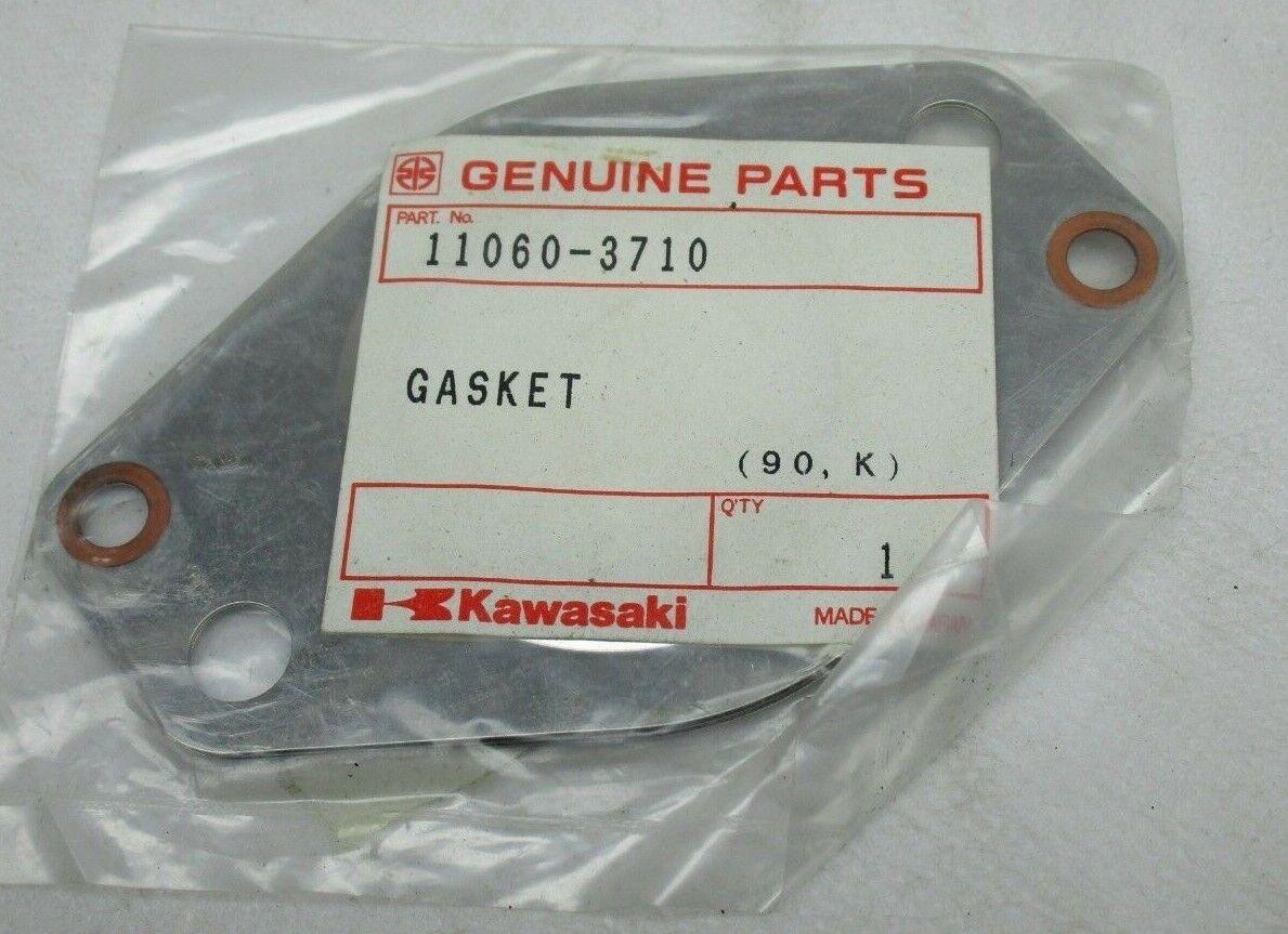 11060-3710 Kawasaki OEM New Exhaust Muffler Gasket JS400 JS440 1976-1992
