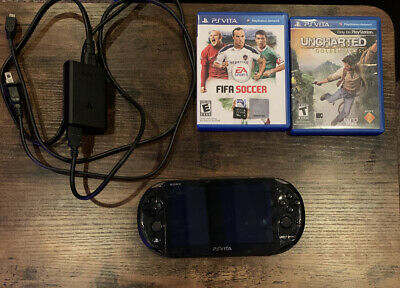Sony PS Vita PCH 2001 Bundle (comes With 2 Games And 16 Gb Sony Memory Card