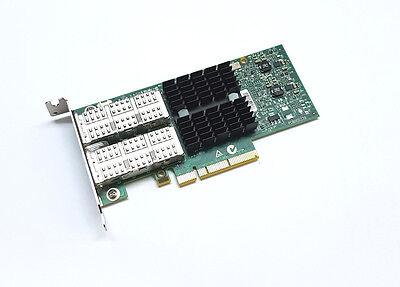 Mellanox ConnectX-3 CX354A PCIe x8 40 GBe QSFP+ Dual Port Server HP 649281-B21