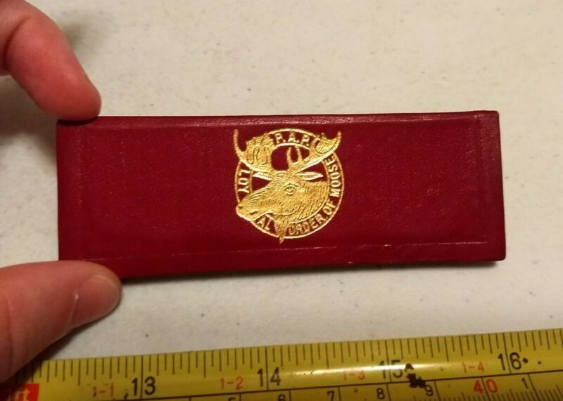 Vintage Loyal Order of Moose Carlisle PA Lodge No 761