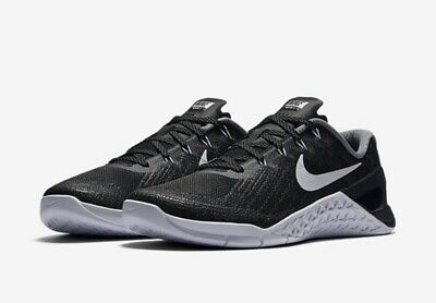 Nike METCON 3 UK 6 EU 40 Black / White Crossfit Gym