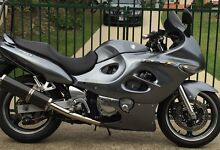 Suzuki GSX750F 2004 very nice mcycle,may trade another road bike. Youngtown Launceston Area Preview