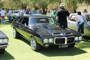 1969 Pontiac Firebird Yanchep Wanneroo Area Preview
