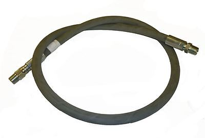 38 X 4 Grey 6000 Psi Pressure Washer Jumper Hose