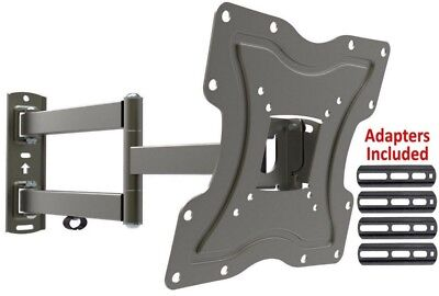 LED LCD TV Wall Mount Bracket Tilt Swivel 24 32 40 42 47 for Samsung Sony LG