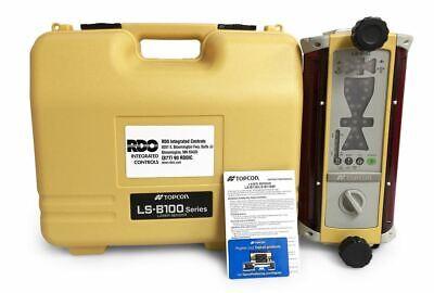 Topcon Machine Control Laser Receiver Ls-b110w 312670121