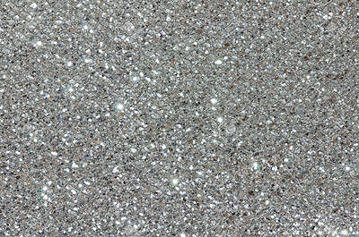 1kg Silver Glitter 040 Hex Double Sided Craft Kilo 1.2mmsize Kilogram Walls Bulk