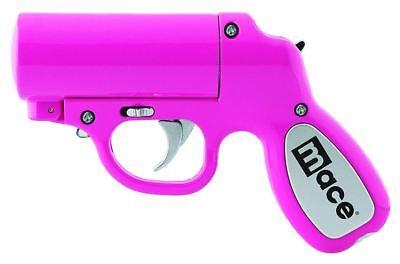 Best Pink Mace Brand Self Defense Police Strength Pepper Spray Gun Strobe (Best Pepper Spray)