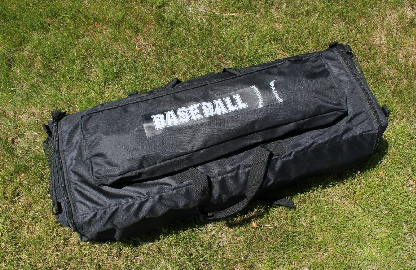 35″ Baseball Camping Backpack Sports Equipment Bag Bat Sof