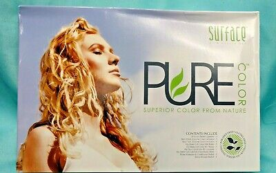Surface PURE COLOR & LIGHTENER KIT Hair Color, Bleach, Developer Bassu Masque ++ - Hair Lightener Kit