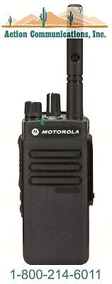New Motorola Xpr 3300 - Uhf 403-512 Mhz 5 Watt 16 Ch Non-display Two Way Radio
