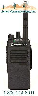 New Motorola Xpr 3300 - Uhf 403-512 Mhz 5 Watt 16 Ch Non-display Two Way Radio