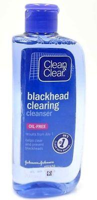 CLEAN & Espinillas Limpieza sin Aceite Limpiador 200ml Transparente Previene