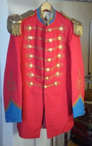 Uniform, Frock, US Civil War, 1876 Centennial, Indian Wars Era, Staff Buttons