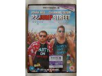 22 jump Street dvd - new