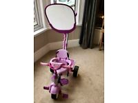 4 in 1 Little Tikes Smart Trike tricycle