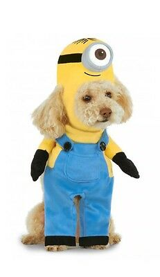 Pet Halloween Costume Minion Stuart Arms Pet Suit, - Stuart Halloween Kostüm