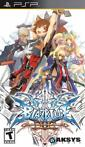 BlazBlue Continuum Shift II (Sony PSP)