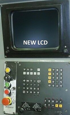 LCD Monitor upgrade 12-inch Heidenhain TNC 151 Heidenhain BE212 with Cable Kit for sale  Shipping to India