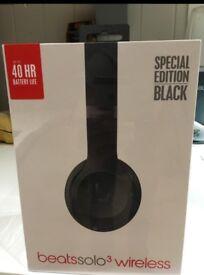 NEW Beats Solo 3 Wireless Headphones