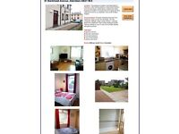 2 Bedroom Self-Contained Groundfloor Flat with own Garden and Private Off Street Parking for 3 Cars