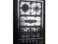 5 burner hob (heavy duty ideal for industrial)