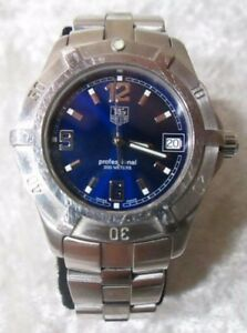 TAG HEUER MEDIUM SIZE LADIES/MENS