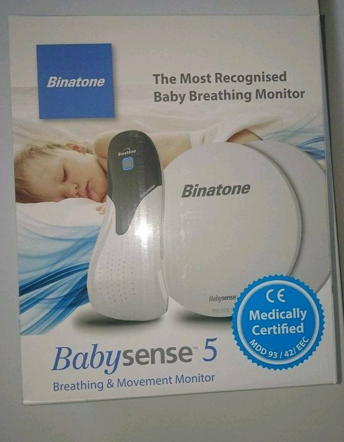 Binatone Baby breathing and movement sensor