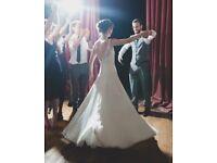 Sassi Holford Isla wedding dress, fits high street size 8/10