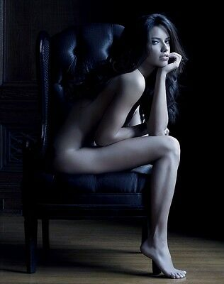 Victoria Secrets Adriana Lima 8X10 Photo  Color Glossy