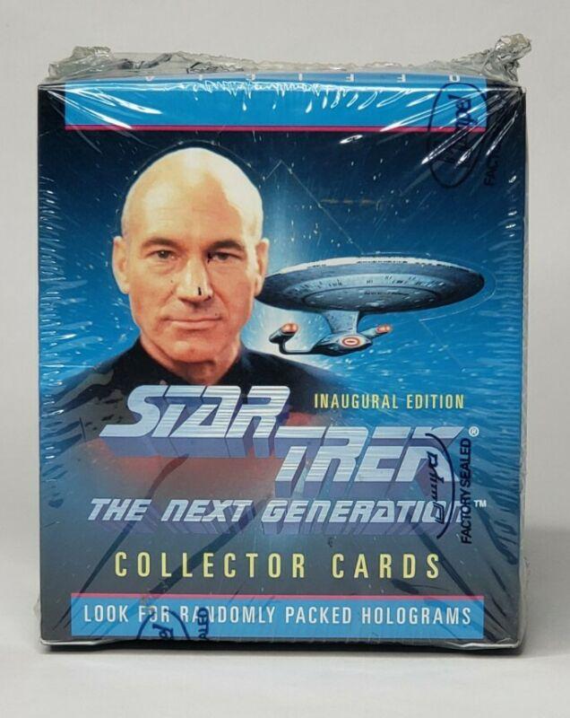 Star Trek The Next Generation Collector Cards