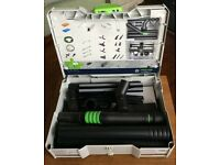 Festool Compact Cleaning Kit D 27/D 36 K-RS-Plus