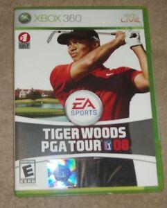 Tiger Woods PGA Tour 08 for Xbox 360 - GameFAQs