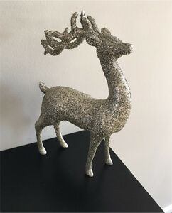 HOMESENSE GOLD ACCENT DEER!