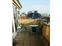 SWAP 2 bed penthouse springfield rd looking 3 bed house
