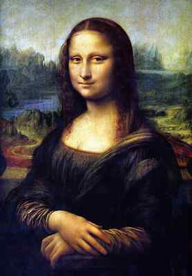New Repro Poster: Mona Lisa by Leonardo da Vinci, Quality Heavyweight Reprint