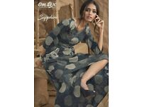 OMTEX SAPPHIRE WHOLESALE READYMADE LONG DRESSES