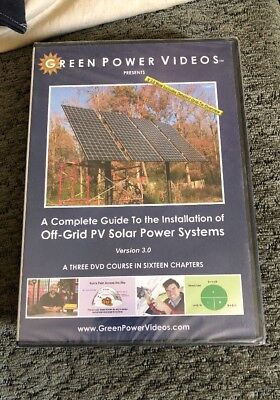 Solar Power Installation (A Complete Guide to the Installation of Off-Grid PV Solar Power Systems)